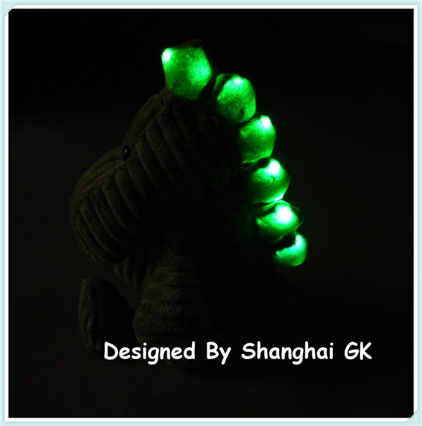 Safety and High Quality Dinosaur LED Light Toys