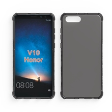 Anti Drop TPU Protective Cover Crashproof TPU Case For Huawei Honor V10 shockproof Case
