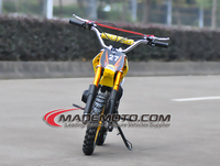 49cc motorcycle CE approved dirt bike