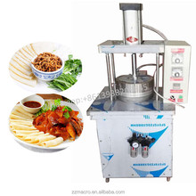 compact commercial automatic flour pancake/tortilla/chapati roti maker making machine