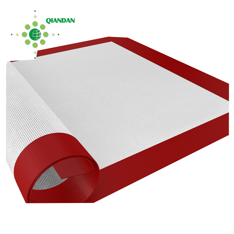 Kitchen sink silicone baking mat sheet for oven
