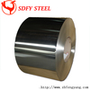 Tin plated steel sheet for food packaging