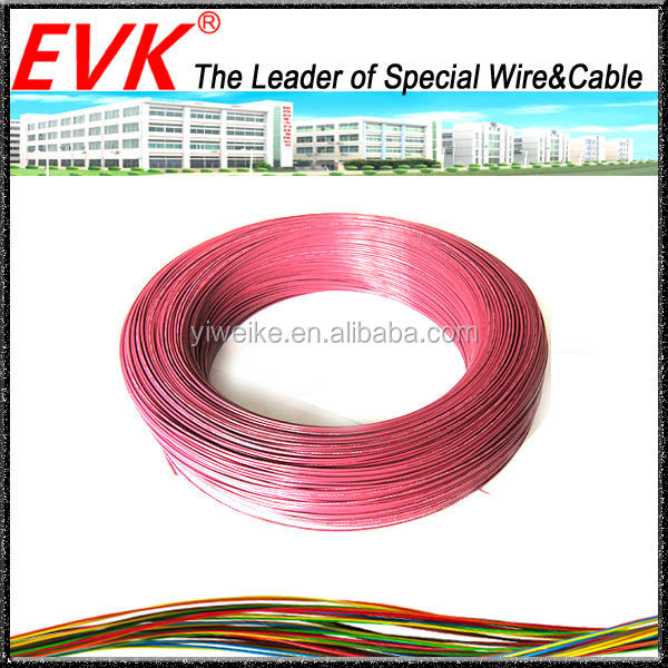PFA teflon insulated copper wire