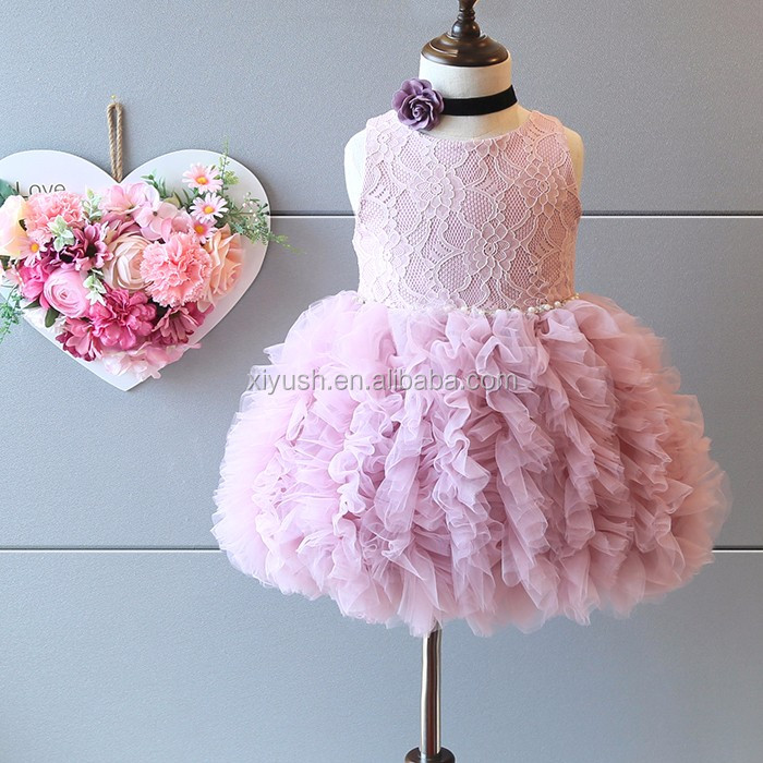 Modern beautiful kids fashion dresses pictures