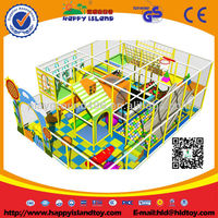 2014 Multi-function luxurious baby children commercial indoor playground equipment (HK-164)