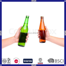 with the cheap price and fast delivery time best selling beer glass bottle