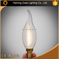 Vintage Led Filament Edison Bulb Clear