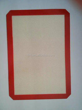 Big/small size silicone baking mat