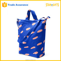Fashion And Useful Heavy Duty Wholesale Canvas Shopping Tote Handbag Tote Bag