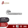 Fashion design modern lever door handle with dot finish