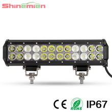 12inch 72W CREE LED Off Road Power Sport 4WD Vehicle Driving Scene Light Bar