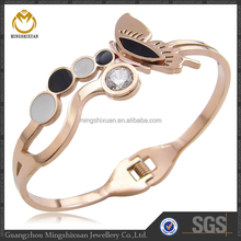Latest style custom desing bangle stainless steel jewelry turkey