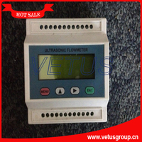 Portable Ultrasonic Flow Meter With The