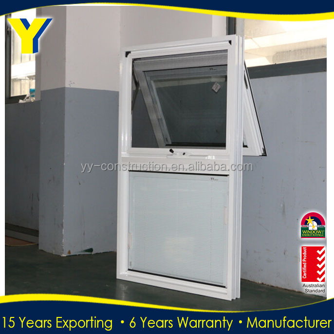 Yy construction supplied aluminum thermal break window for Thermal windows prices