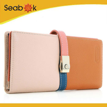Promotional PU Ladies wallet