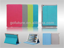 Factory supply , custom cases for tablets,leather case for ipad mini