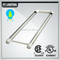high lumen and cri u-shaped fluorescent tubes