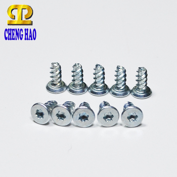 Stainless Steel M2 Self Tapping Screws For Plastic