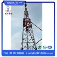 Vehicle-mounted Telescopic Antenna Mast Tower for Telecommunication