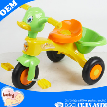 China Factory Plastic Baby Tricycle Custom Kids Toy Ride On Cars