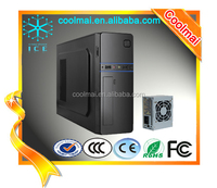MINI Computer Case ,Slim vertical Pc cabinets .Pc hardward ,with ATX power Suuply -M02