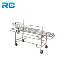New products hospital emergency rescue stretcher bed, medical used ambulance stretcher