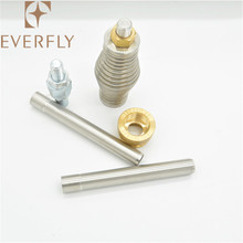 High Precision Cnc parts Metal Screw Machining component Machining parts