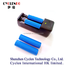 wireless wall type China manufacturer 18500 battery charger