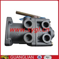 JAC DONGFENG FOTON Truck chassis parts Four circuit protection valve