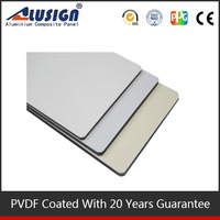 Alusign new design outdoor wall cladding tiles