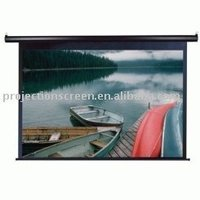 "Motorized Projection Screen 72""~180""(with CE certificates)"