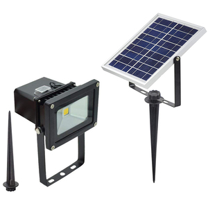 Guangzhou suppliers solar security light energy saving powered led solar light outdoor flood light for garden