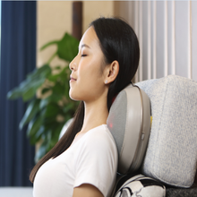 Home Car Massager Pillow With Heat Electric Chair Massager Suitable For Neck/Waist/Back
