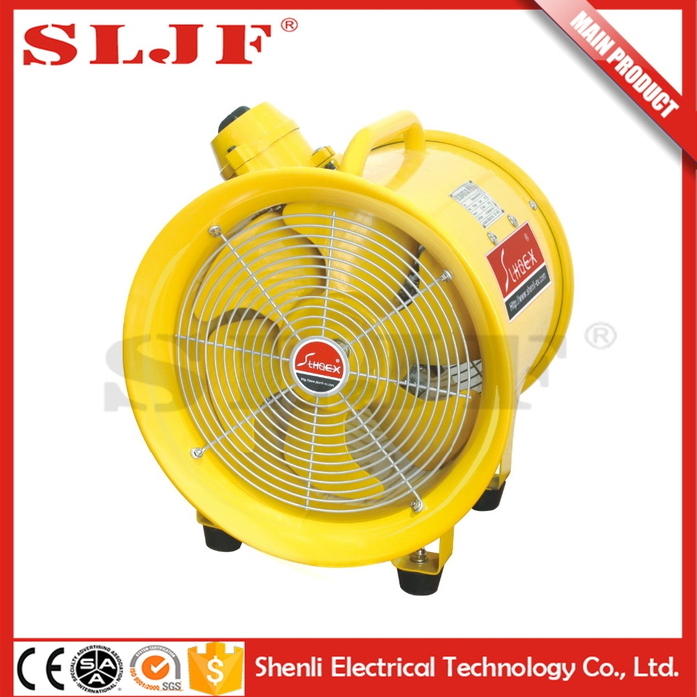 "16""-20"" ATEX 110-380V explosion proof exhaust axial fans motor ventilator used for ventialtion and sunstroke"