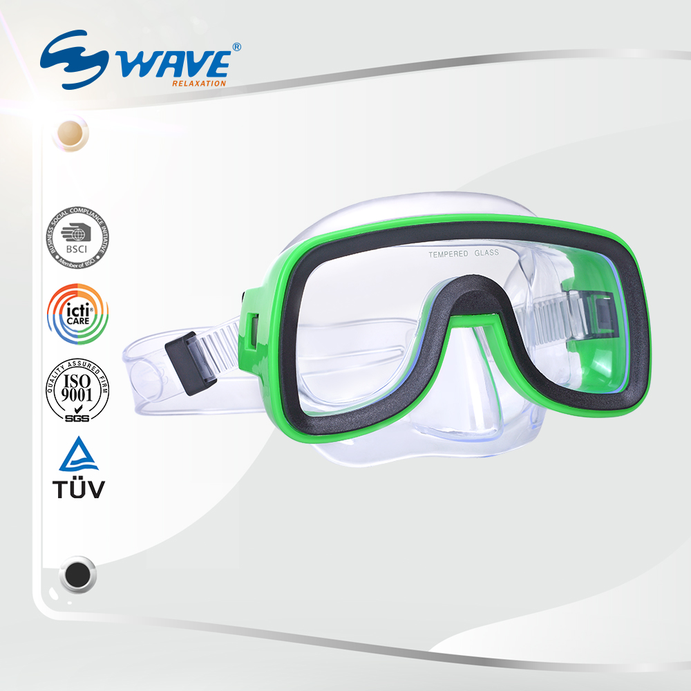 Guangzhou Diving Gear Prices Cheap Swimming Snorkeling Mask