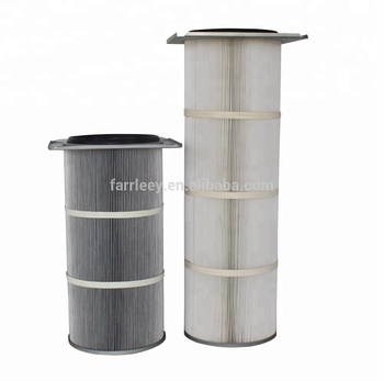 Farrleey Square Silo Dust Aluminum Filter Cartridge