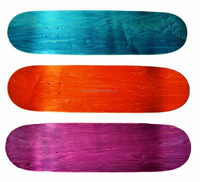 2016 7 ply Canadian maple blank skateboard decks wholesale