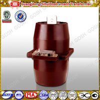 Indoor Cast Resin Step Down Instrument Transformer Up to MVA Capacity Class
