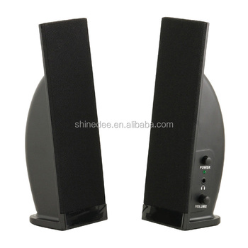 shenzhen for speaker,2.0 old style for desktop multimedia hifi audio system