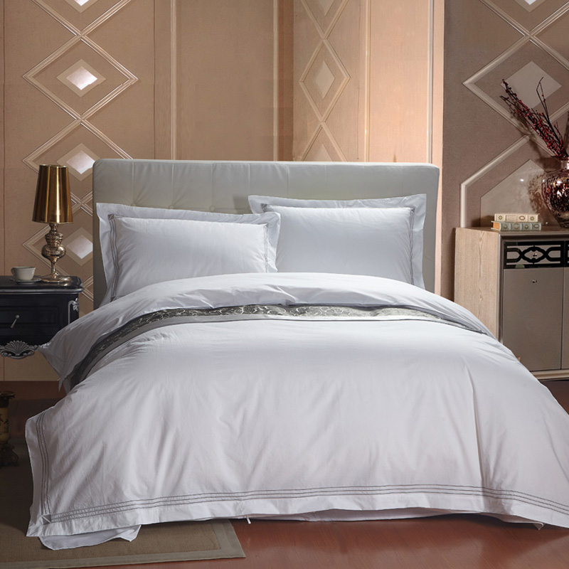 High Standard Widely Used Hotel Bed Sheets