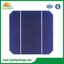 Top selling 5 inch solar cell 3.0w monosilicon cell for sale