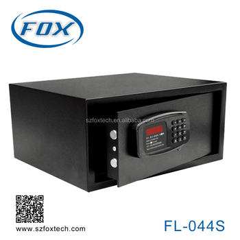 FOX LED display hotel safe box