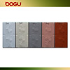 Full color ceramic external wall clinker tile no glazed