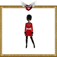Popular Royal Guard Costumes Sexy office dresses for lady
