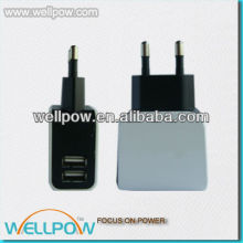 Dual USB Travel Charger For Ipad/Iphone