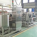 the professional fruit paste sterilizer (tube in tube sterilizing machine) manufactured in shanghai gofun