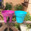 balcony plastic pot overall sales from china
