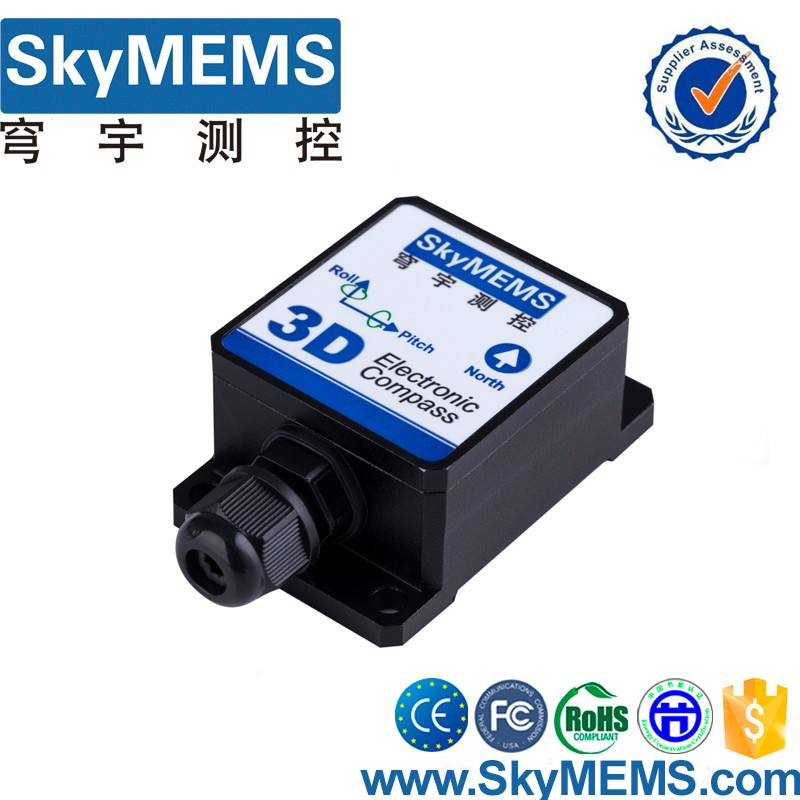 EC326 High accuracy 3D Digital Compass