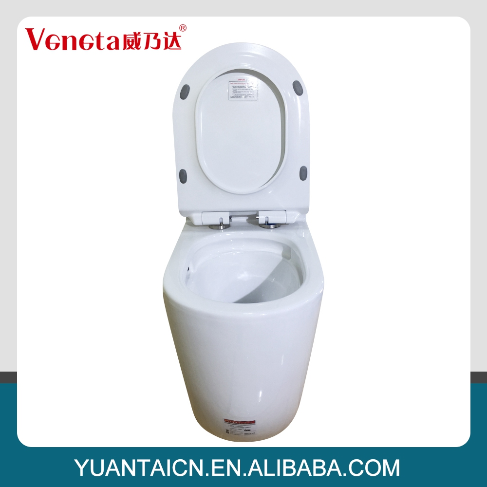 China alibaba quality assurance bathroom ceramic brown toilets