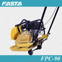 FASTA FPC90 durable walk behind central machinery plate compactor